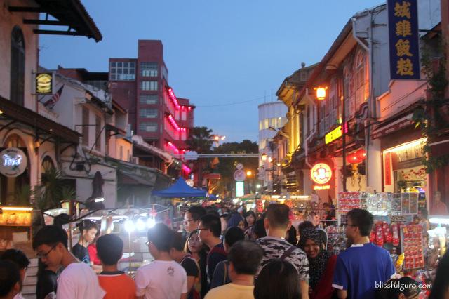Jonker Walk Melaka Malaysia