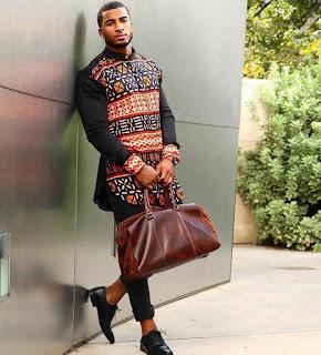 Men's Ankara styles
