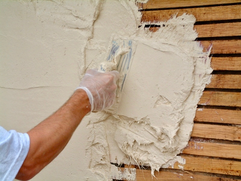 lime plastering services