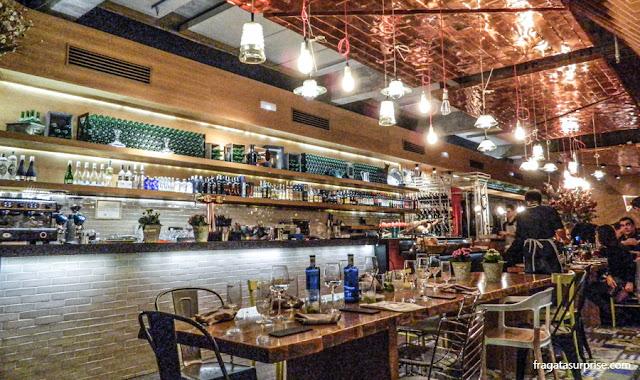 Resaurante La Cocina de San Antón, Mercado de San Antón - Chueca, Madri