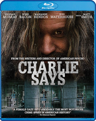 Charlie Says 2018 Bluray