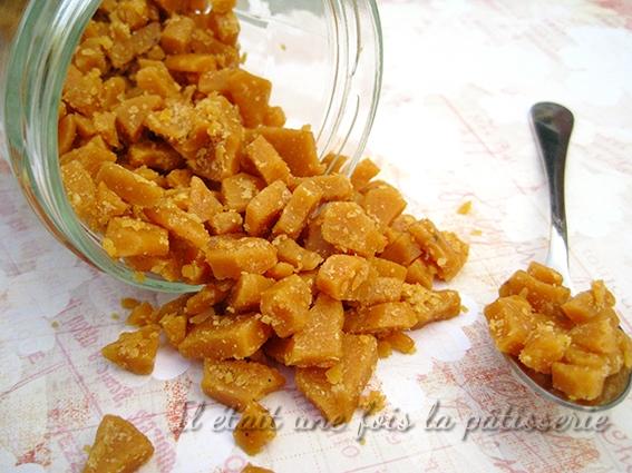 éclats de caramel au beurre salé