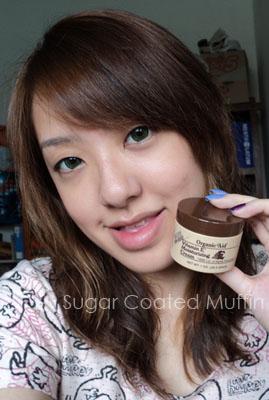 Organic Aid Vitamin E moisturizer review