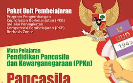 Modul PKP PKB Unit Pembelajaran PPKn SD