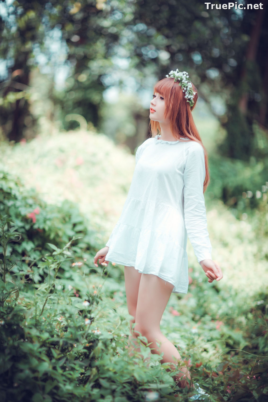 Image Vietnamese Hot Girl - Le Ly Lan Huong - Angel Of The Forest - TruePic.net - Picture-3