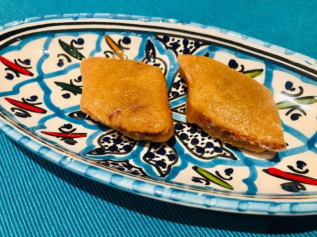 Tunisian Food at Sidi Bou London