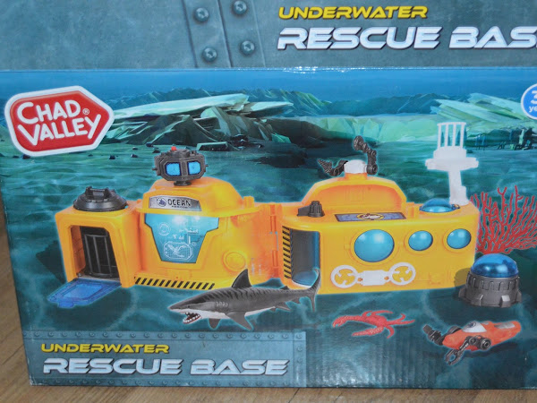 Chad Valley Underwater Rescue Base Review