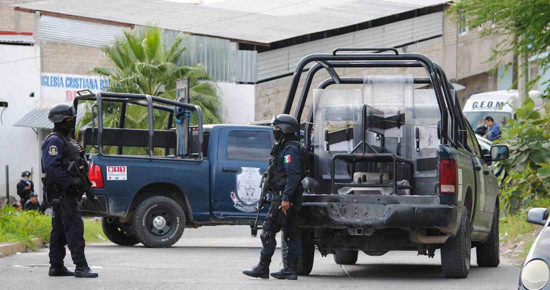 Enfrentamiento entre policías y sicarios deja dos muertos en Guerrero