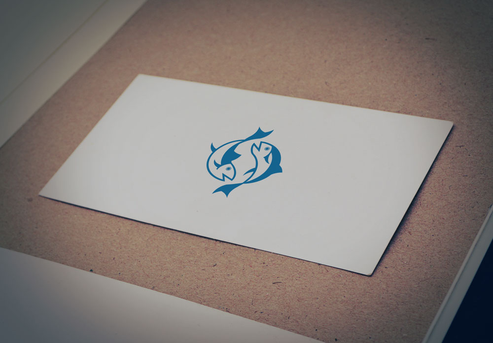 Download Free Pisces Logo for Business
