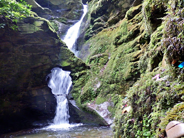 St.Nectan's Waterfall, Cornwall