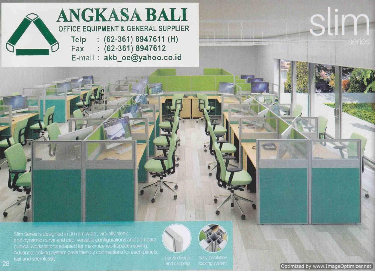 Jual Partisi Kantor Angkasa Jakarta Di Bali Toko Furniture