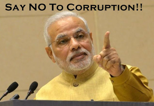 True Story On Corruption Explained By Narendra Modi In The Vigilance Awareness Programme. Must Read!