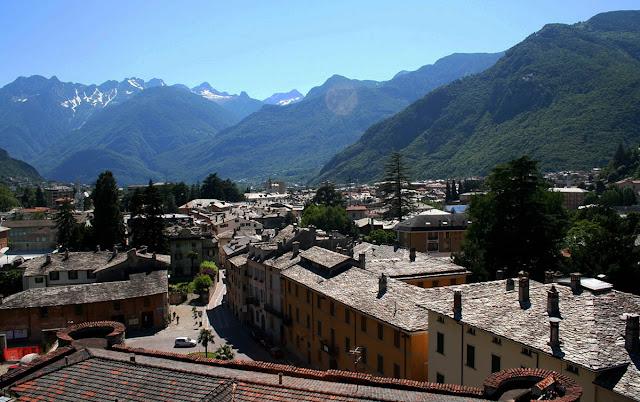 Chiavenna – Itália