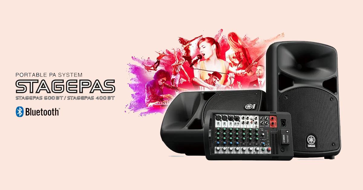 Nơi bán Yamaha Stagepas 400BT giá rẻ, uy tín, chất lượng nhất