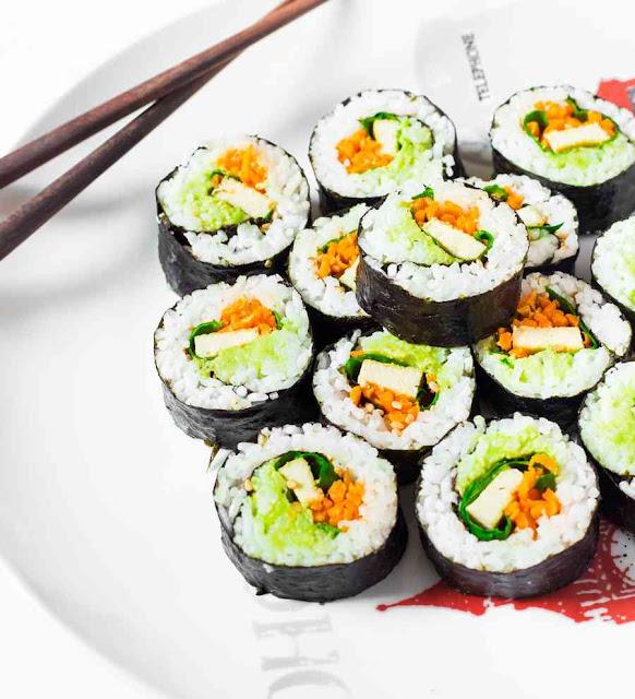 pregnancy safe sushi