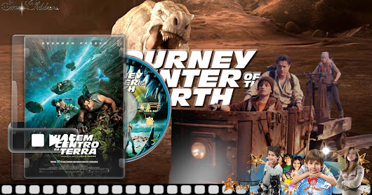 Star Childrens: Viagem ao Centro da Terra - Journey to the Center of the Earth (2008)