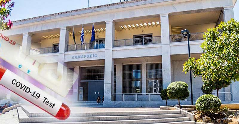 Ξάνθη: Συνεχίζονται στην Κεντρική Πλατεία της δωρεάν rapid test