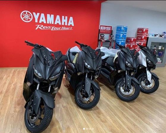Harga Yamaha XMAX Terbaru