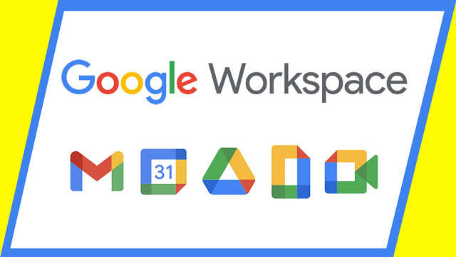 Cara Mengakses Google Workspace untuk Kerja