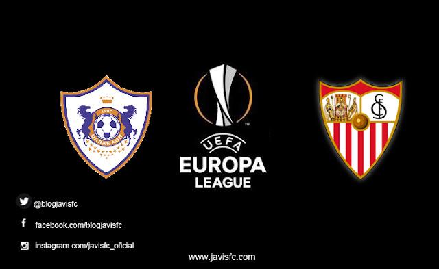 Previa Qarabag - Sevilla FC