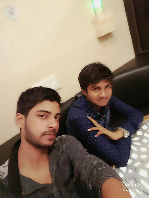 Badshah Prince and Sujeet Patel