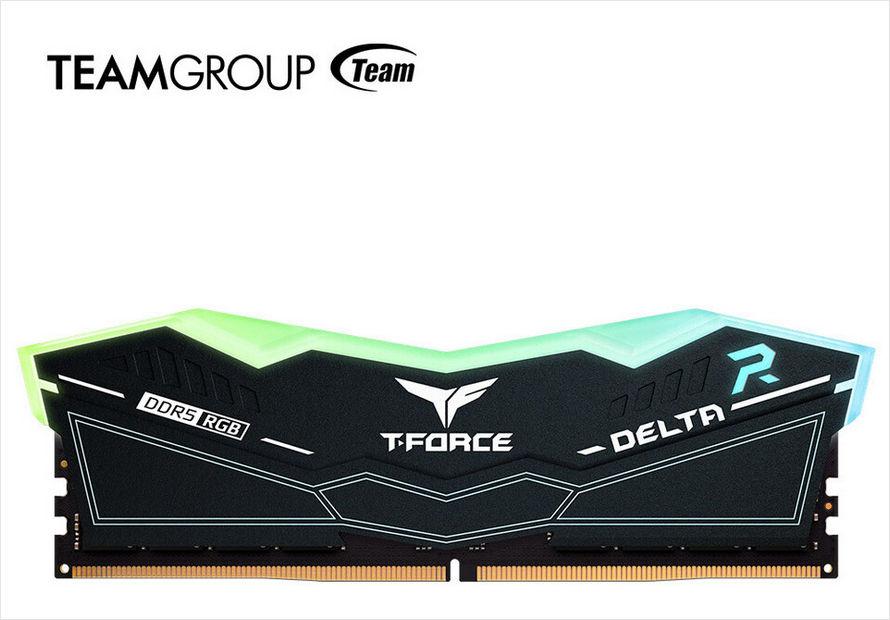 T-FORCE DELTA RGB DDR5 Siyah Modül