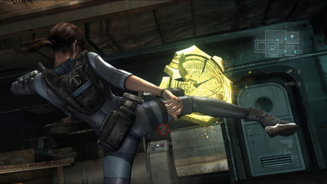 Download Resident Evil Revelations 1 PC Gameplay