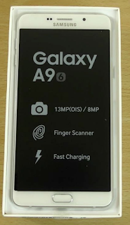 Review Samsung Galaxy A9