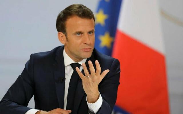 فرنسا تُسيء للنبي صلى الله عليه وسلم وماكرون يعتبر الأمر حرية تعبير.!