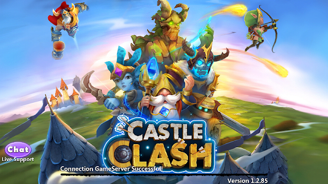 Tips Cara Bermain Castle Clash
