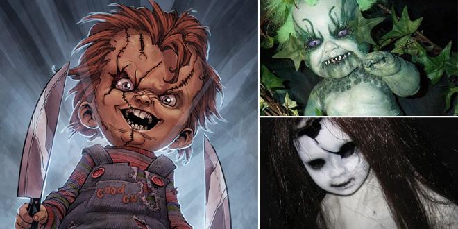 10 Boneka Setan Paling Menyeramkan Berani Lihat