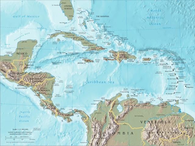 Planes para el Caribe