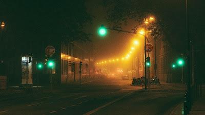 HD Wallpaper Street, Night, Lights, Lighting, Dark
