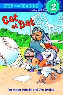 bookcover of CAT AT BAT  (Step into Reading, Step 2)  by Susan Schade