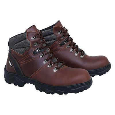 Sepatu Safety Boot Catenzo LI 066