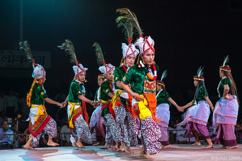 Lai Haraoba Dance Manipur Lokrang Jaipur