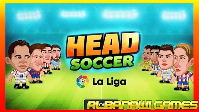 تحميل لعبة Head Soccer La Liga 2020 للأندرويد من الميديا فاير