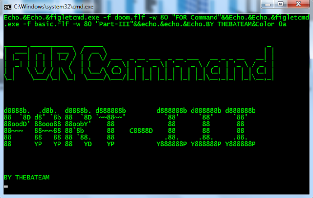 The FOR Command - Part III   Advanced CMD Command Options & Usage   Learn Batch Programming - Part III