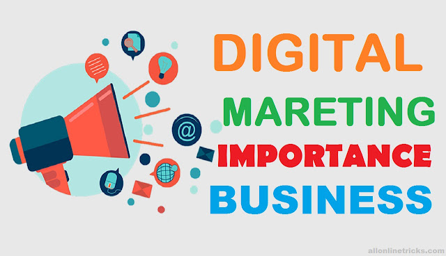 Why Digital Marketing is Important For Business 2018