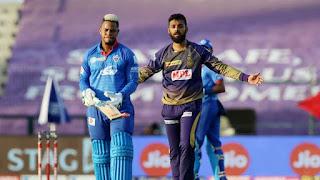 KKR vs DC 42nd Match IPL 2020 Highlights