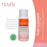 Nouria Glowhite Pure Cleanser