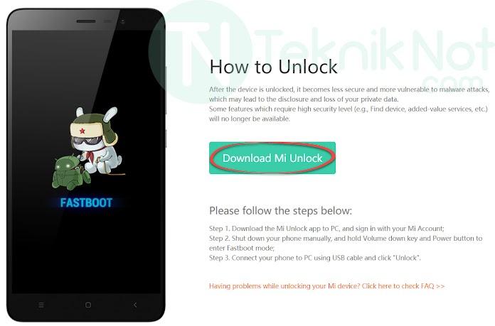 Download Mi Unlock