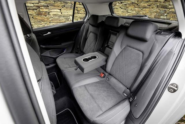 VW Golf 2020 Mk8 diesel está mais limpo e econômico