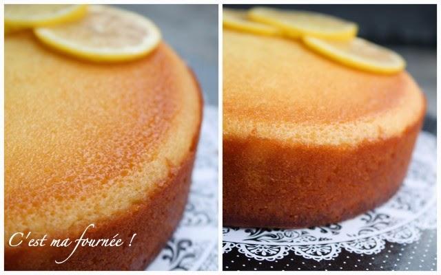 Le Bundt Cake Citron Fondant