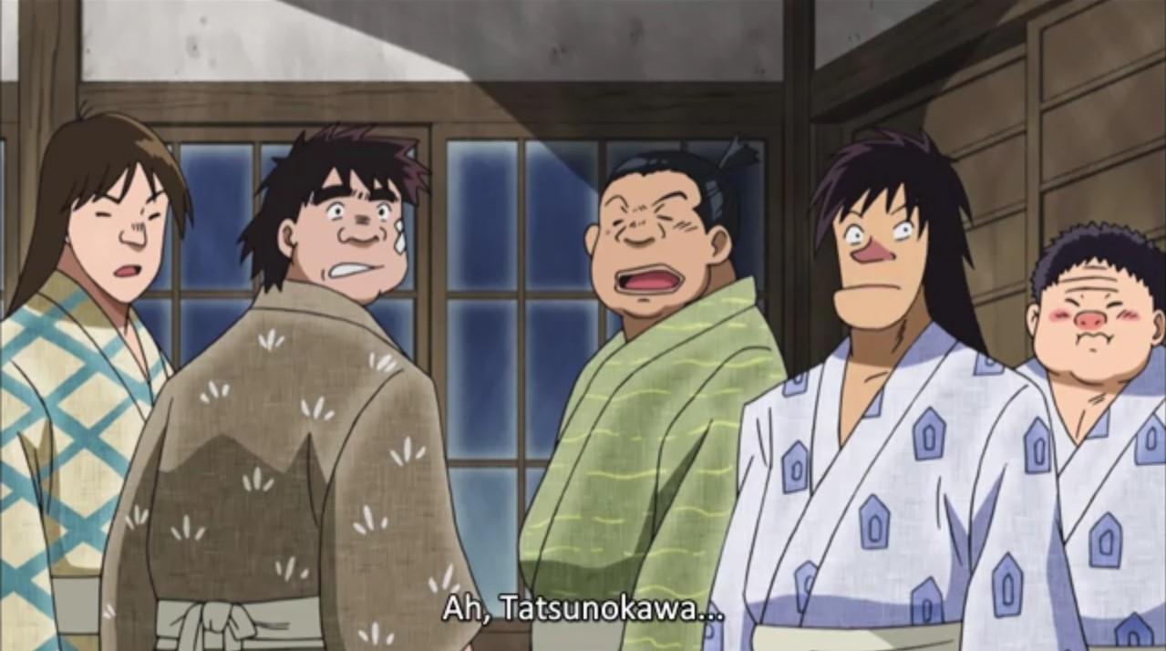 Abarenbou Kishi!! Matsutarou: Episódio 05 – Queda , Frustração E Recomeço