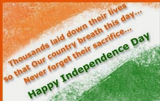 slogan on independence day .