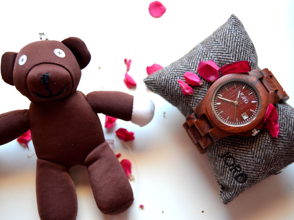 Jord: The trend, wooden watches.