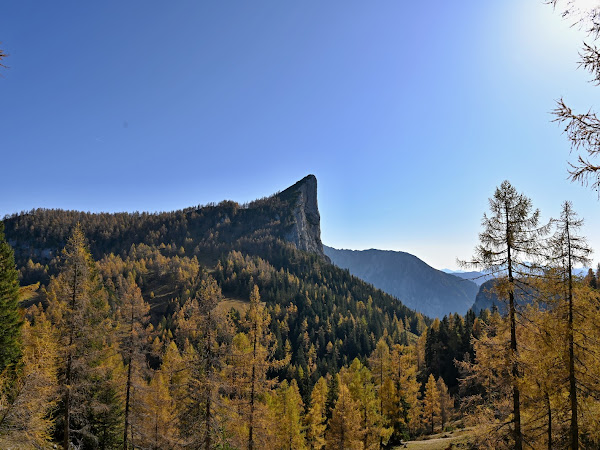 Podzimní prázdniny Rakousko - Wurzeralm a Medvědí soutěska