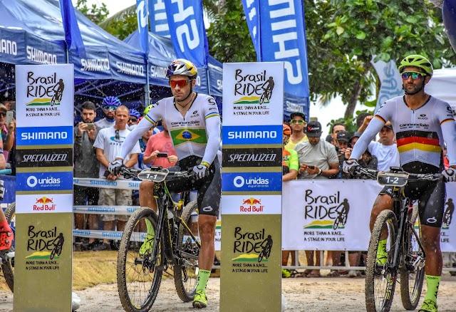 Brasil Ride comemora décima edição com recorde de mais de 2.000 ciclistas de 23 países