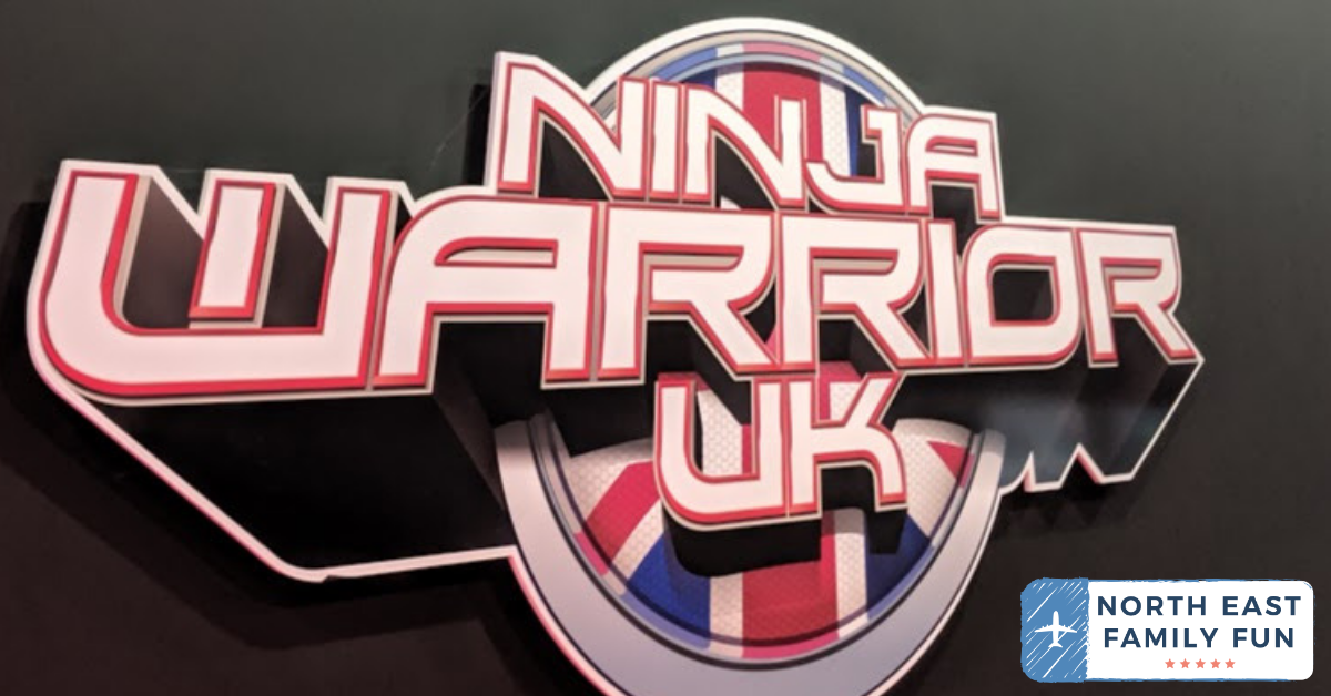 Ninja Warrior Adventure Park Wigan Review